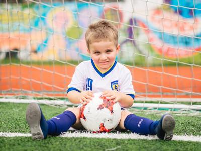 Мячи футбольные для малышей