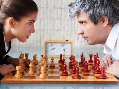 Шахматы, шахматные фигуры, шахматное поле